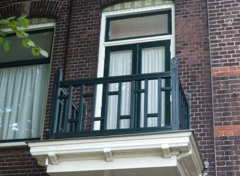 Odporna izolacja balkonu