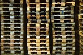 Drewniane, ekologiczne meble z palet